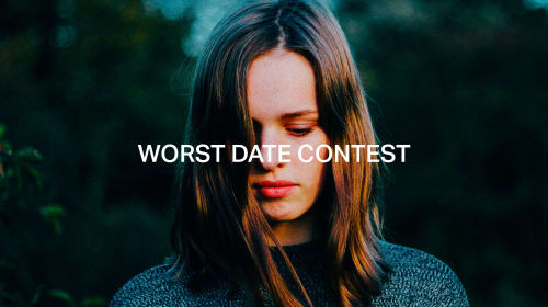 O.school's Worst Date Story Contest
