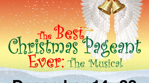 Stage 284 Presents 'The Best Christmas Pageant Ever!'