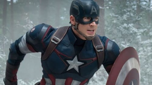 Captain America Lives Up To Title