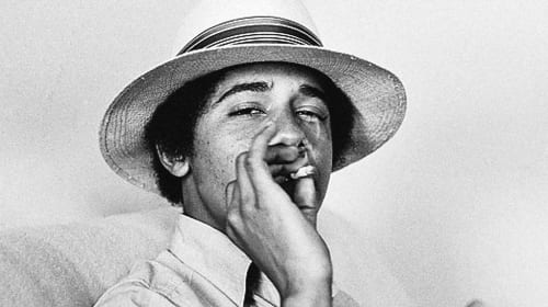 President Obama and the First Stoner Family