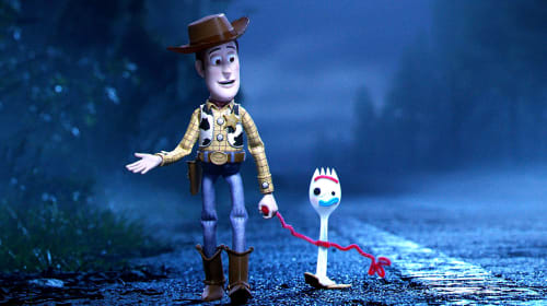 'Toy Story 4' Movie Review