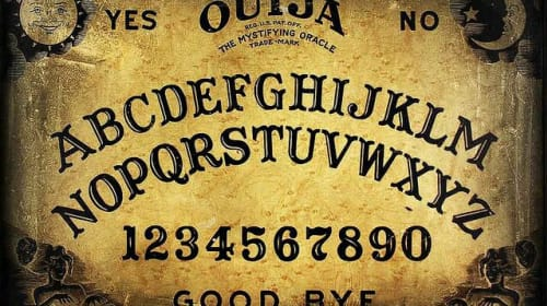 Ouija Board Rules and Such #1