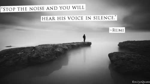 The Voice In Silence