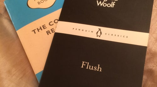 'Flush' by Virginia Woolf
