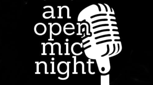 Check It! An Open Mic Night - 12/14