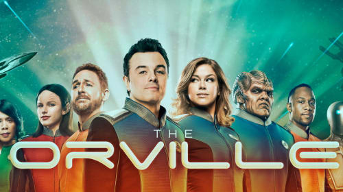 The Problem With 'The Orville'