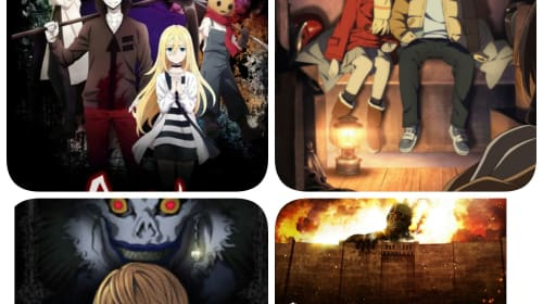 4 Must-See Horror Themed Animes (Pt. 2)