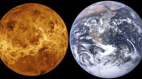 Ancient Waterworld? New Evidence That Venus May Have Once Had Oceans