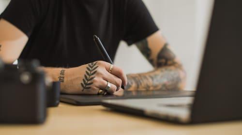 Can an Artist Enjoy Web Development?