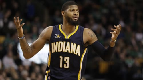 Paul George Is Brilliant and Frustrating