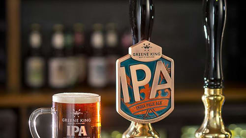 Greene King IPA Review