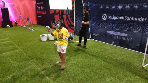 Is VR the Future of Soccer Development?