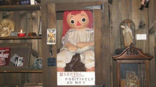 Annabelle: The Demonic Doll