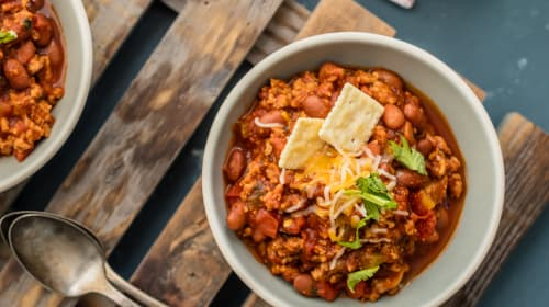 Best Slow Cooked Chili Recipes
