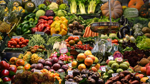 Why Choose Healthy Foods?