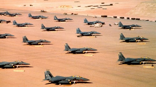 10 Facts You Should Know About Operation Desert Storm