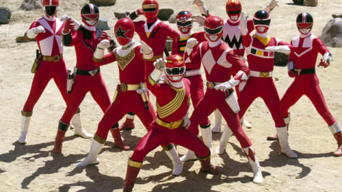 The Best Power Ranger Stories of All-Time