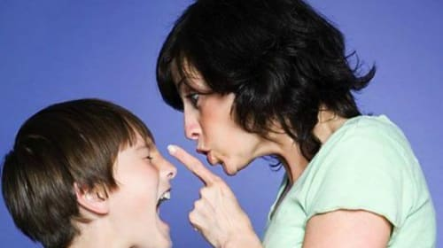 Arguing With a Child
