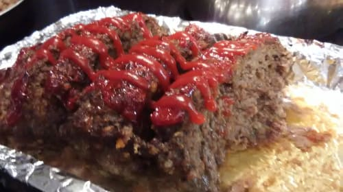 Simply Samantha: Homemade Meatloaf