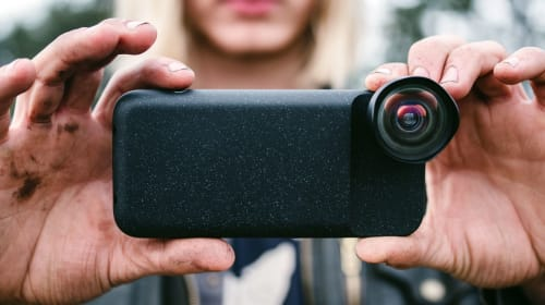 These iPhone X Camera Attachment Lenses Will Take Your Photography To The Next Level