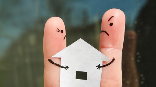 Reclaiming Your Home After Your Divorce