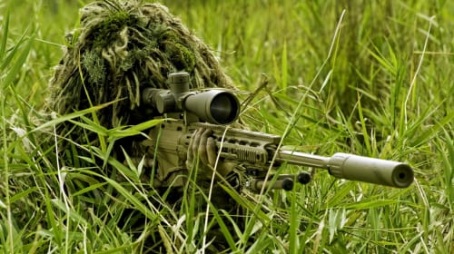 Things All Recruits Should Know Before Becoming a Sniper