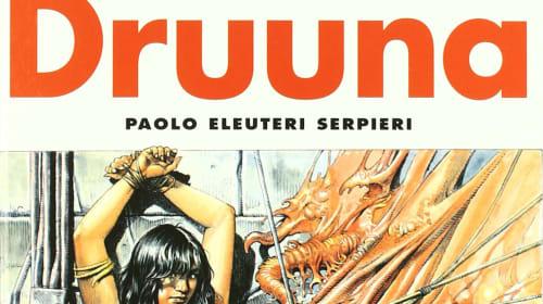 Serpieri's 'Druuna'