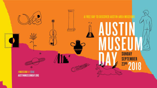 Austin Museum Day 2018