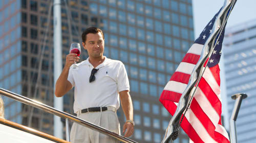 Martin Scorsese's 'The Wolf of Wall Street'