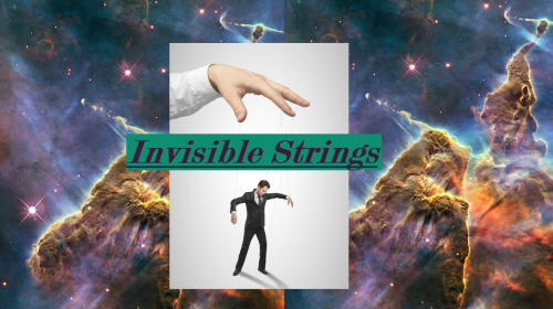 Invisible Strings