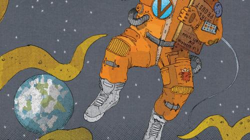 Space (Part II - Vonnegut's Cat's Cradle)