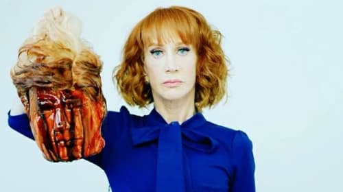 Kathy Griffin Apologists, You Aren't Helping Our Resistance