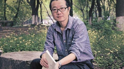 Review of Author Cixin Liu's 'Supernova Era'