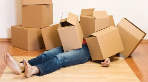 Moving Houses While Pregnant