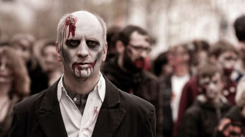 The Perfect Playlist for the Zombie Apocalypse