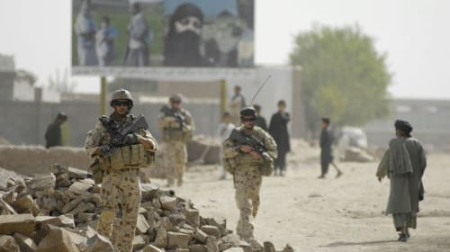 Is the War on Terror a Cosmic War or Not?