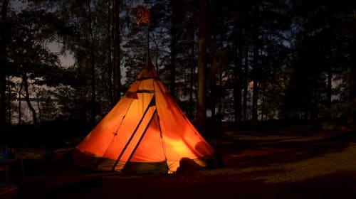 Beginner's Guide to Camping with Kids