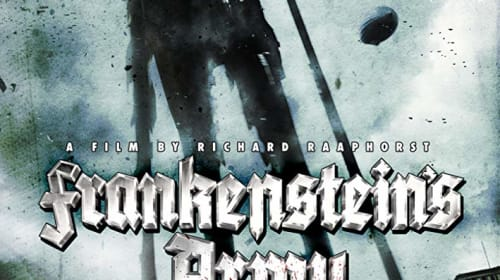 Reed Alexander's Horror Review of 'Frankenstein's Army' (2013)