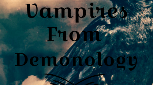Vampires from Demonology