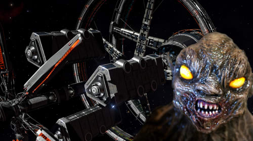 Mutants in Spaaaace, Space, Space...