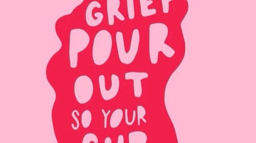 Grieving as an Adult