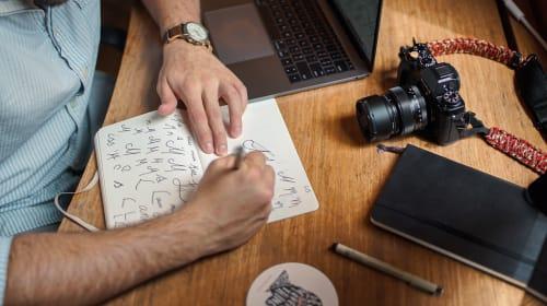 Being a Graphic Designer