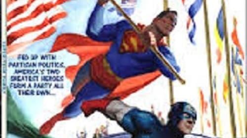 'Stop Making Comics Political!'
