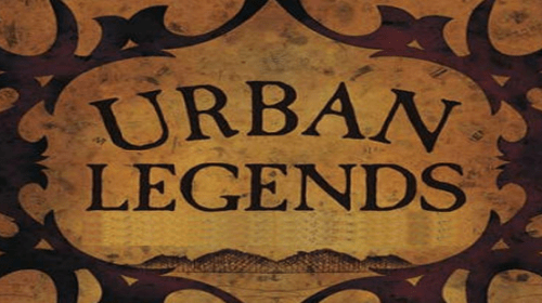 Top 10 scariest Urban Legends