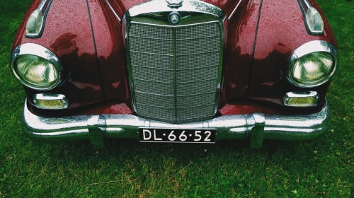 How To Sell a Classic Car
