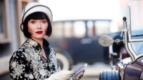 'Miss Fisher's Murder Mysteries' Adds Life to Investigating the Dead