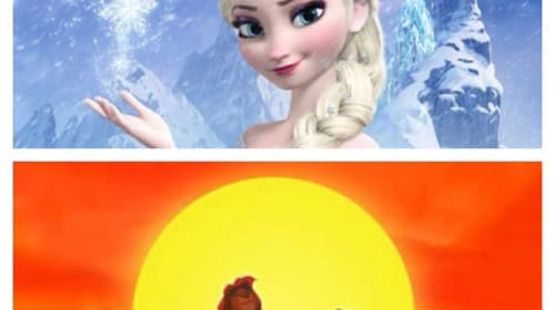 Lion King vs Frozen