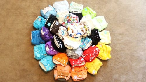 Cloth Diapers Update