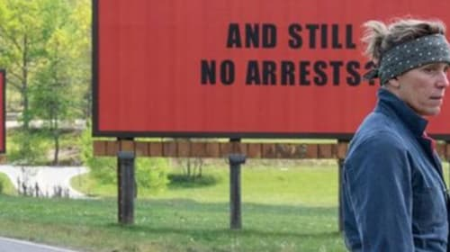 Film Review: 'Three Billboards Outside Ebbing, Missouri' (2017)