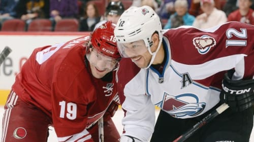 End of the Line for Iginla and Doan?